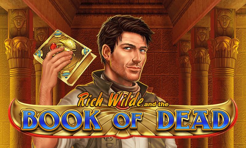 สล็อต book of dead หรือ หนังสือแห่งความตาย