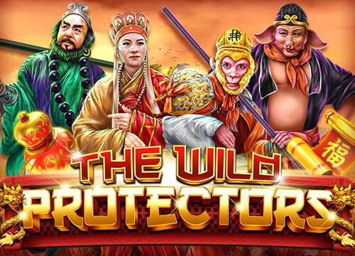 รีวิวเกม สล็อต the wild protectors