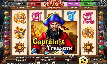 ทางเข้า gclub เล่นสล็อต captain treasure เกมสล็อต น่าเล่น น่าทำเงิน