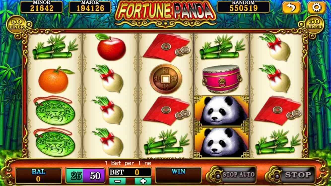 ทางเข้าจีคลับ แนะนำเกม สล็อต fortune panda โชคลาภของแพนด้า