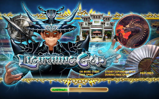 สล็อต Lightning God เกมสล็อตมาแรงที่กำลังได้รับความนิยม