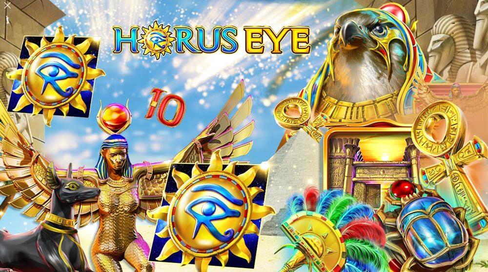 สล็อต horus eye เกมสล็อต ภาพสวย เงินรางวัลเยอะ